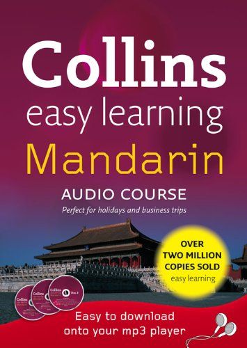 Collins Easy Learning Mandarin: Audio Course