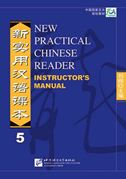 New Practical Chinese Reader vol.5 - Instructor's Manual